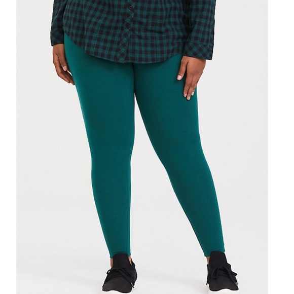 10f4e965350bab Torrid Forest Green Premium Knit Legging. M_5be7473b04e33d72cb18bb4b
